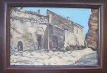 LC Ecco Homo restorer sells own art on eBay