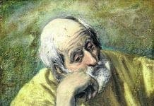 LC El Greco painting Saint Peter e