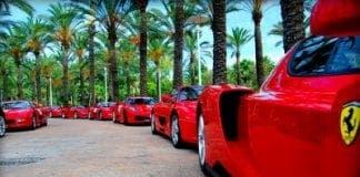 Marbella cars e