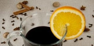 Mulled wine e