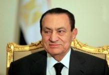 Spanish police seize Mubarak assets