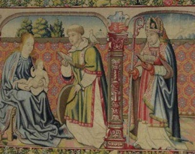 Stolen Spanish tapestry found in Texas