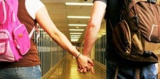 parents deliberately split teenagers up