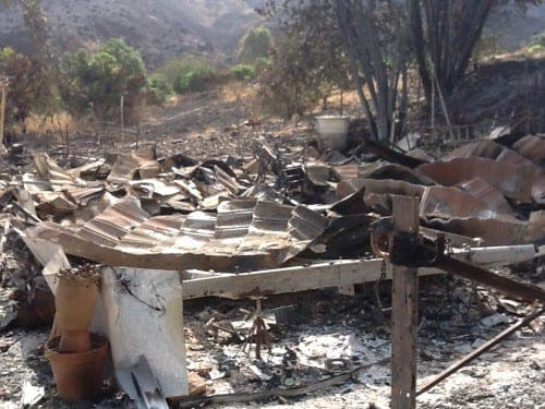 Phoenix Campaign: Fire victims talk of their struggle