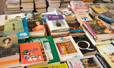 Fall in book sales as Spanish-language publishers head to Latin America