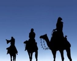 three kings came from andalucia and not middle east