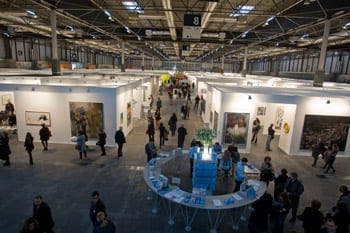 Spanish art fair pays collectors to attend