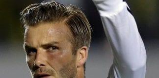 David Beckham Marbella e