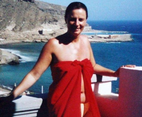 Former showgirl on run in Spain over benefit fraud