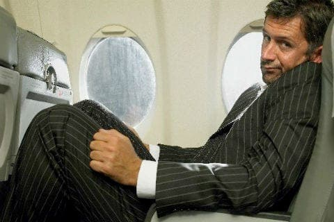 Euro bureaucrats vote to maintain right to fly business class