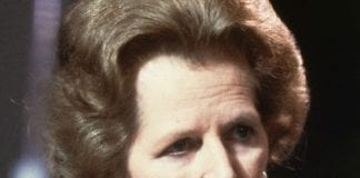 Margaret Thatcher e