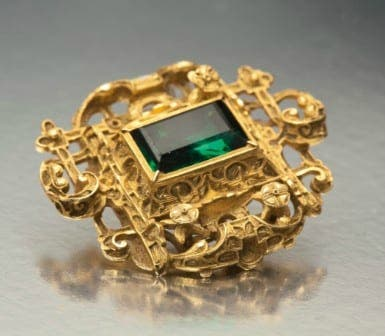 Spanish jewel to be auctioned at Sotheby's