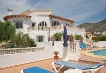 Spanish villa e