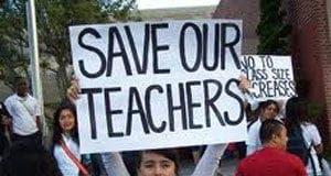 save our teachers