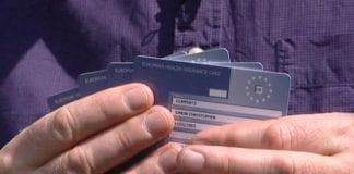 EHIC Card pic e