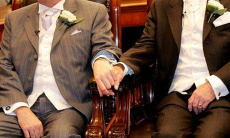 Same sex couples to get legal recognition in Gibraltar
