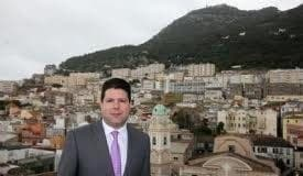 Gibralter Chief Minister pic