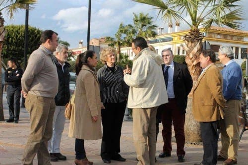 Break through meeting for Mijas fire victims