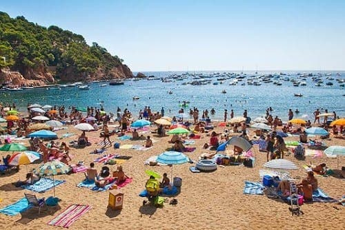 Brits the last of the big spenders on holidays in Spain