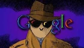 google for spies