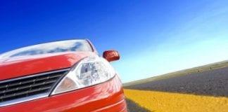 Car rental warning e