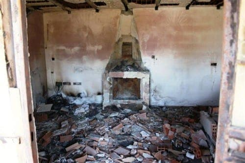 Costa del Sol fire victims still left out in the cold after half a year of waiting