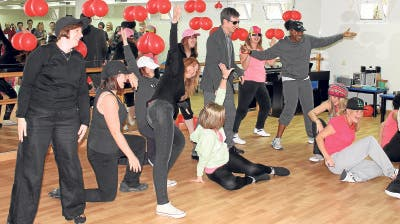 Comic Relief show raises €750 at BSM