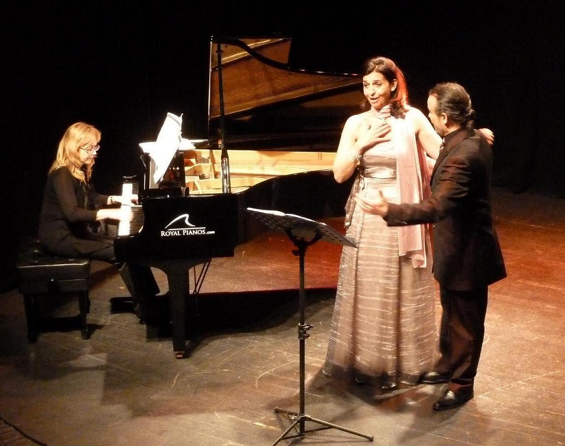 Operatic arias in San Pedro