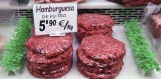 foal hamburger e