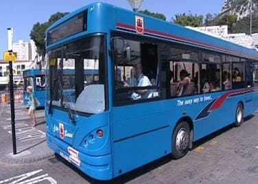 Bus fare rise in Gibraltar