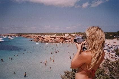 Holiday snaps kept under wraps