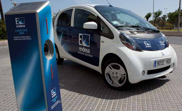 Electric cars next big thing in Spain