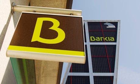 Bankia back on track