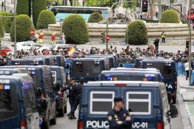 Spanish director predicts Mayday mayhem