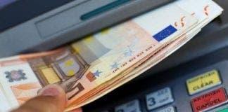 euro atm e