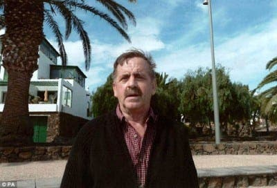 UK police hunt Canary Islands kidnap suspect
