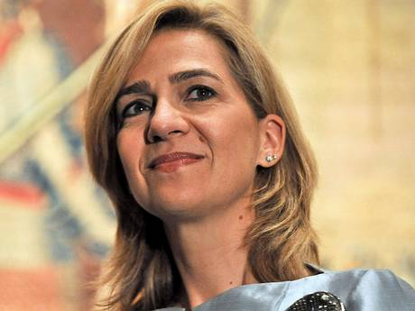 Princess Cristina charged in Noos corruption case