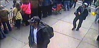suspects boston marathon bombings pair