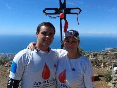 Marbella walk raises over €2700