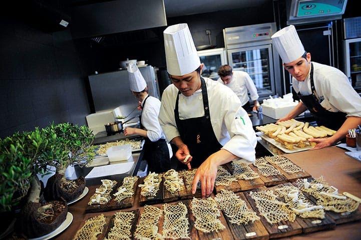 Spain dominates world's best restaurants list