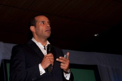 International business forum in Marbella