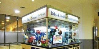 Tots Store Malaga Airport