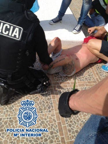 VIDEO: Andrew Moran – one of UK's most wanted criminals – arrested in Spain
