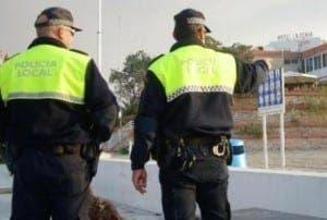 la linea police