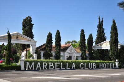 marbella club hotel e