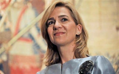 Princess Cristina to be investigated for tax fraud