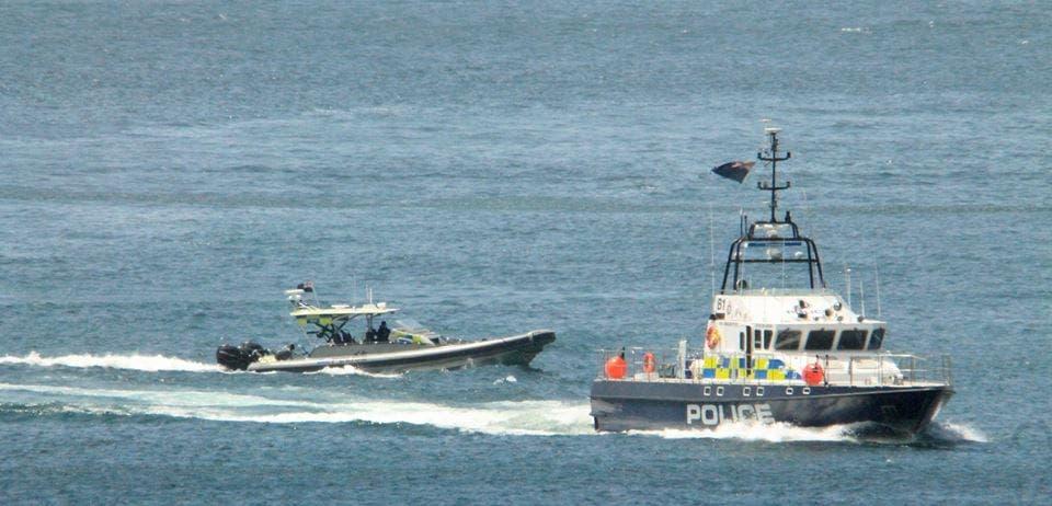 Spain denies Gibraltar jet ski shooting