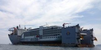 Sunborn Gibraltar on Yacht Transportation www