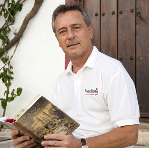 Untimely death of Books4Spain owner Rod Younger