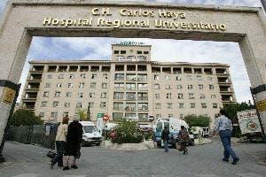 Malaga hospital Carlos Haya must change its name